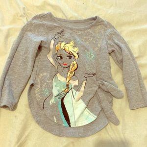 Disney Elsa sweater!